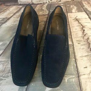 Calvin Klein Kyle Navy Blue Loafers